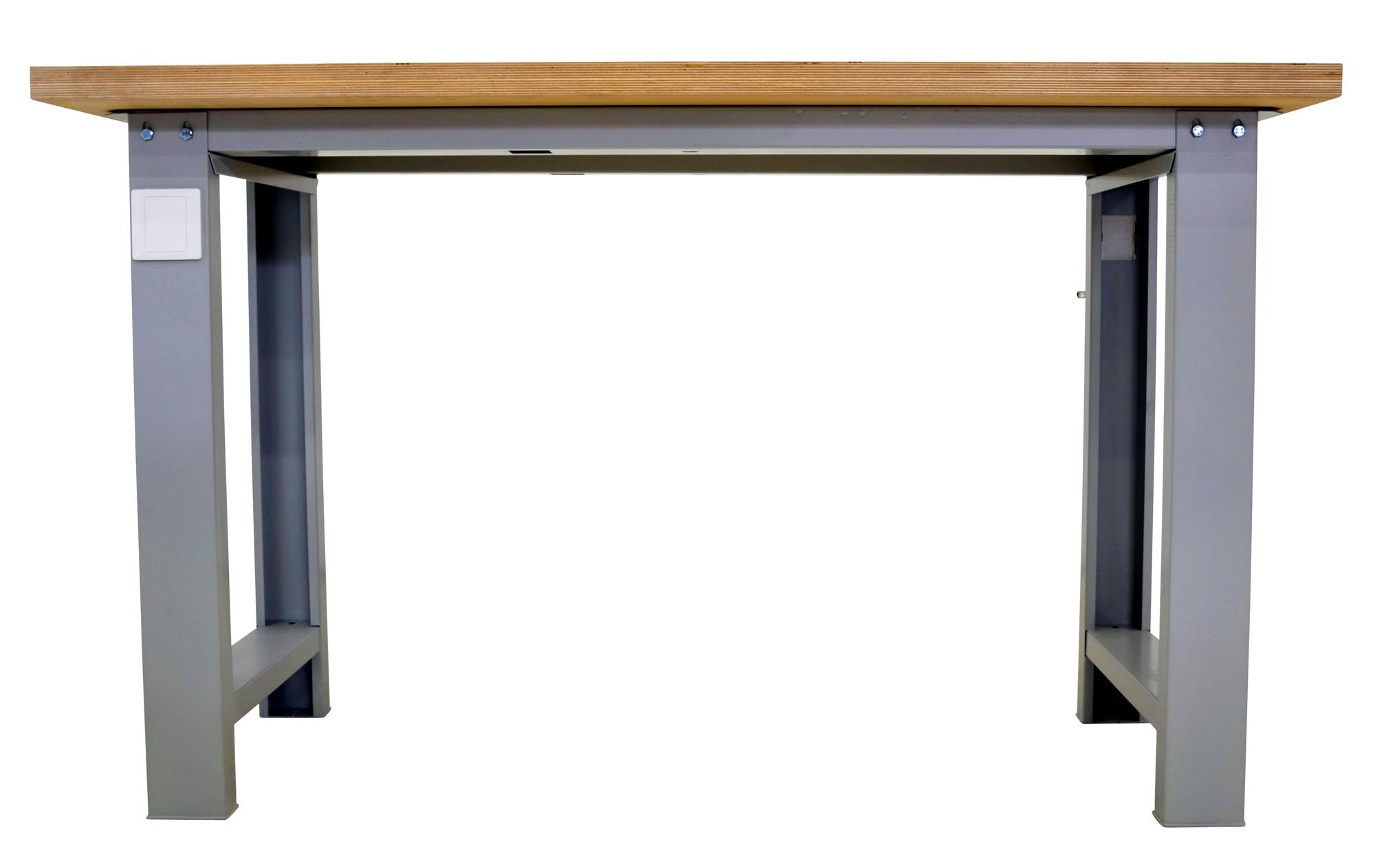 arbeitstische und werkb nke. Black Bedroom Furniture Sets. Home Design Ideas